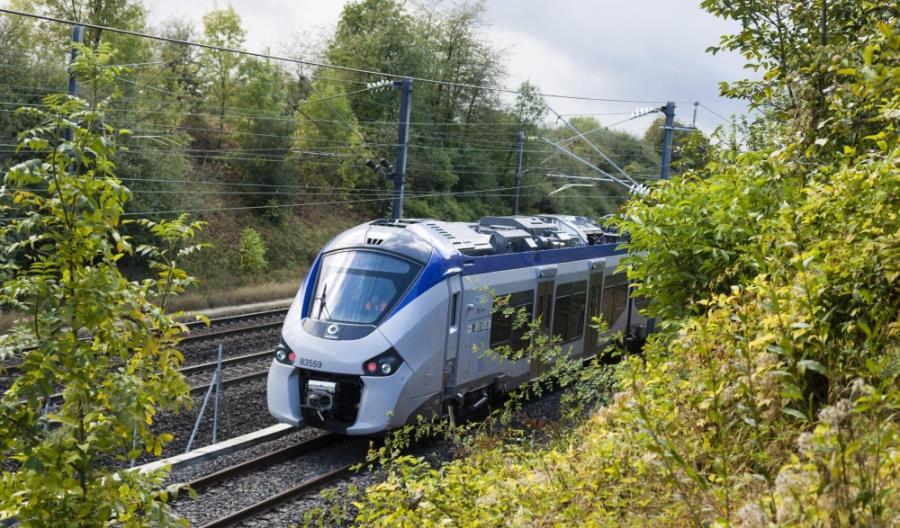 Alstom dostarczy 16 kolejnych pociągów Coradia Polyvalent dla francuskiego klienta