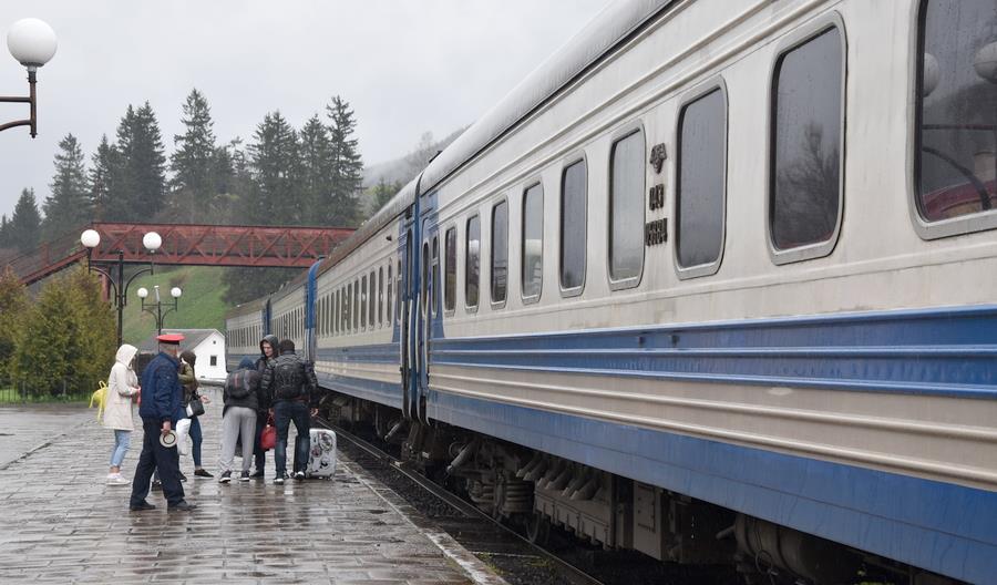 Olbrzymi przemyt w pociągu Kijów – Wrocław