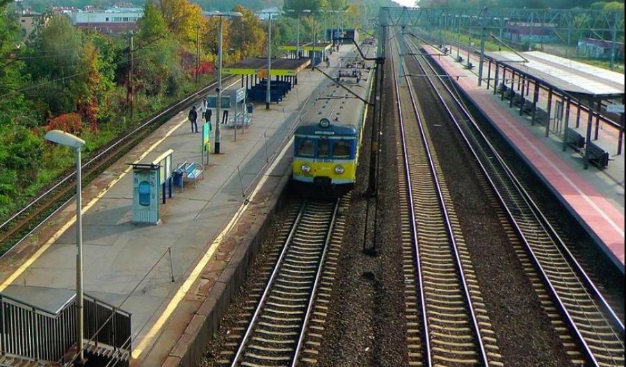 SKM zmodernizuje przystanek Gdynia Orłowo