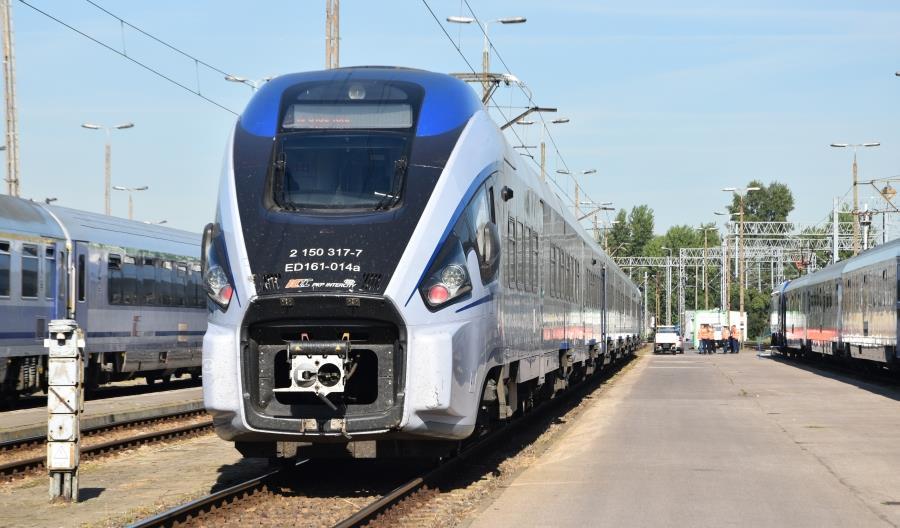 PKP Intercity: Ogłoszenie wyników przetargu na nowe ezt jeszcze w czerwcu
