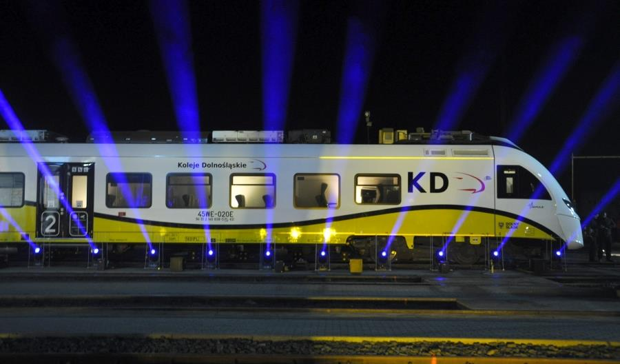 Lubin z przytupem powita powrót pociągów [rozkład jazdy i ceny biletów]