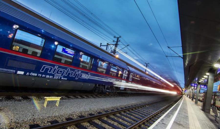 Szwajcaria chciałaby reaktywować swoje nocne pociągi. Pomóc ma ÖBB