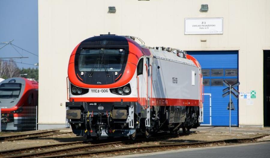 Kupują u siebie. PFR wyda 296 mln zł na lokomotywy Pesa Gama