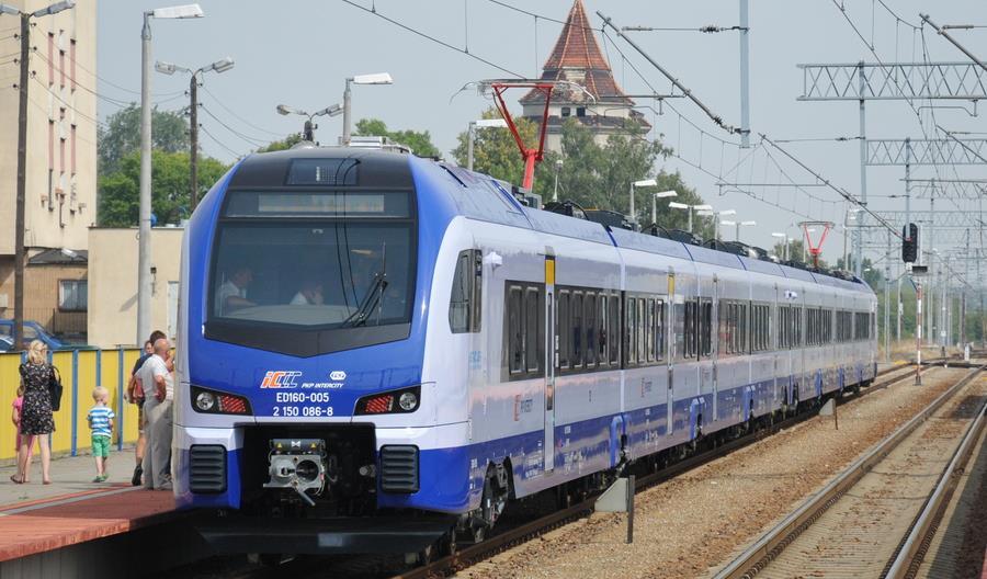 Stadler wygrywa przetarg na dostawę 12 ezt dla PKP Intercity
