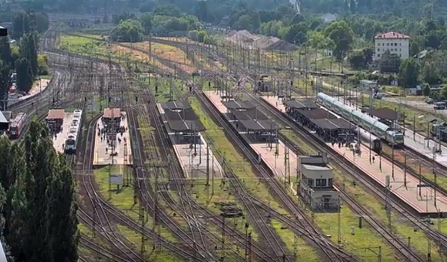 Fałszywy alarm bombowy wstrzymał ruch na stacji Warszawa Zachodnia