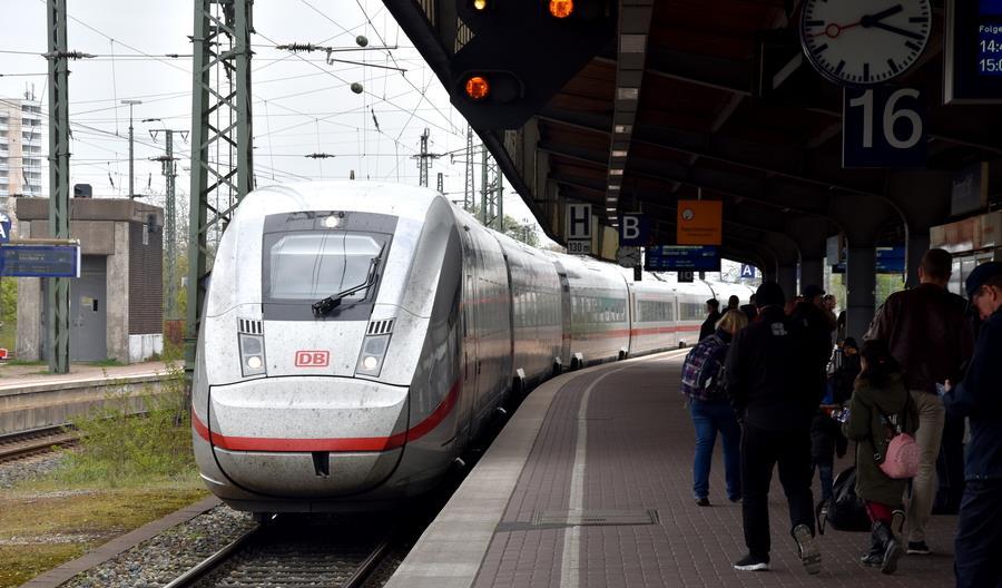 Deutsche Bahn wznawia odbiory techniczne ICE 4