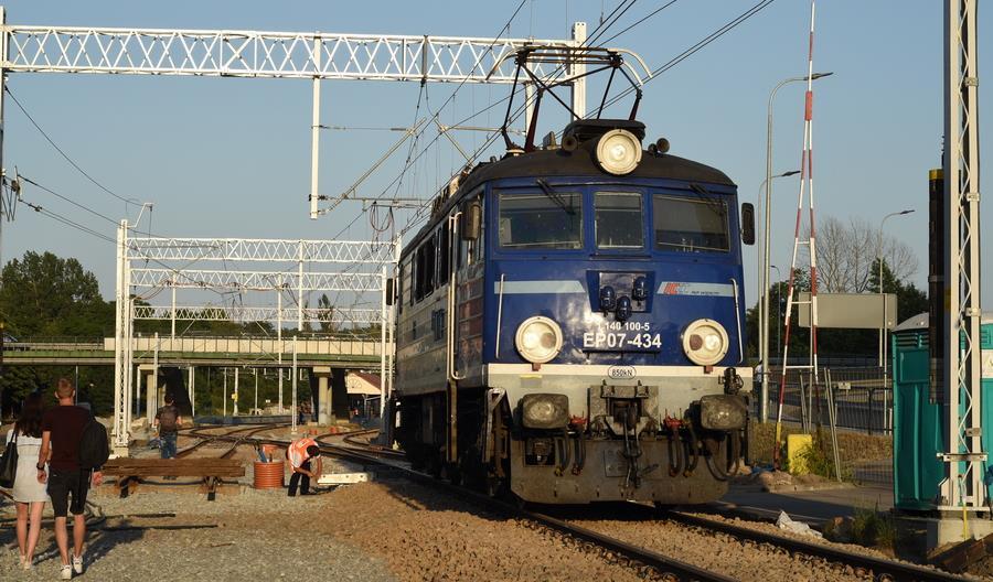 """Całoroczne pociągi PKP Intercity do Ustki """"po spełnieniu warunków technicznych"""""""
