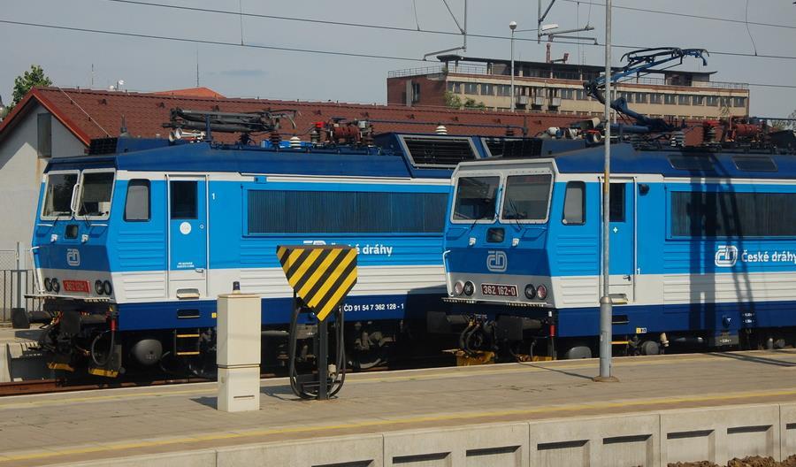 Koleje Czeskie rozstrzygnęły jeden z przetargów na montaż ETCS w lokomotywach