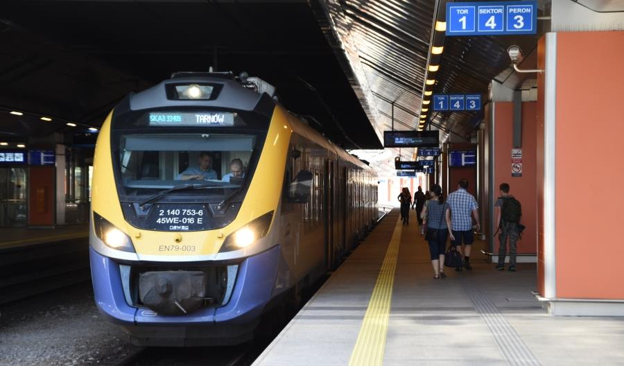 Ilu pasażerów przewiozły polskie pociągi w pierwszym półroczu 2019? [wyniki przewozowe]