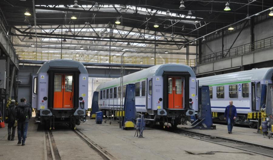 Będą podwyżki pensji w PKP Intercity
