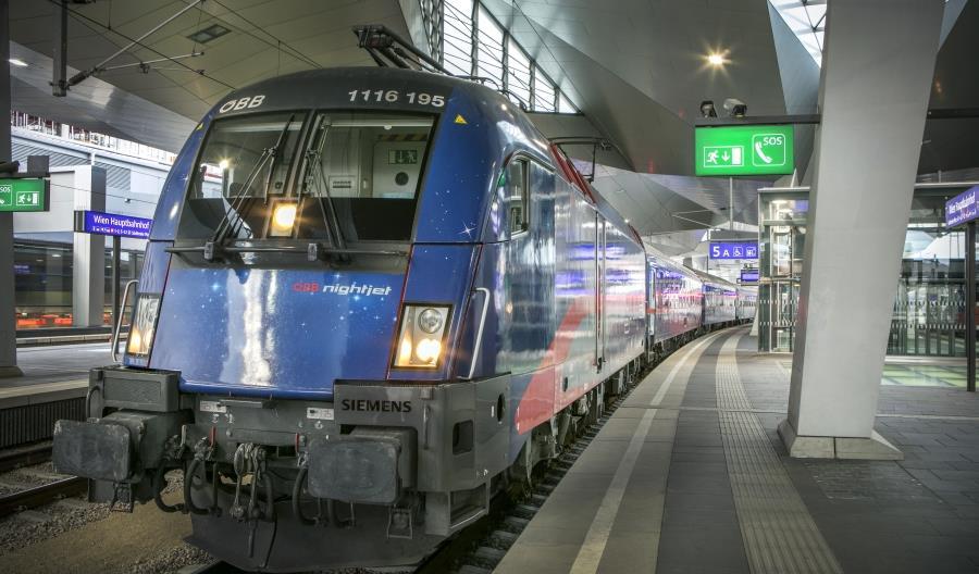 Koleje Austriackie pogłębiają współpracę przy obsłudze pociągów sypialnych w Szwajcarii