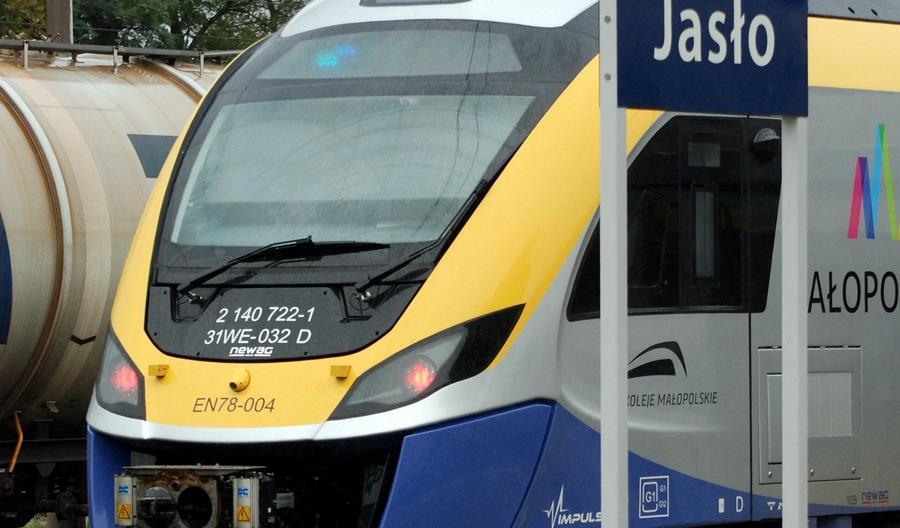 Ponownie ruszą pociągi z Krakowa do Jasła. Co jeszcze przyniesie rozkład Kolei Małopolskich?