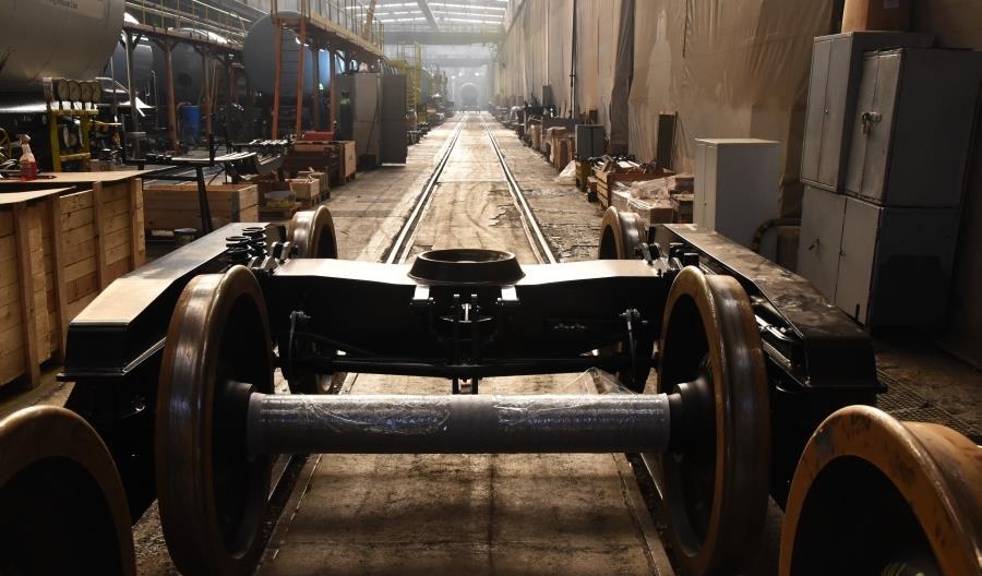 Coraz bliżej do reaktywacji produkcji wagonów towarowych w Gniewczynie