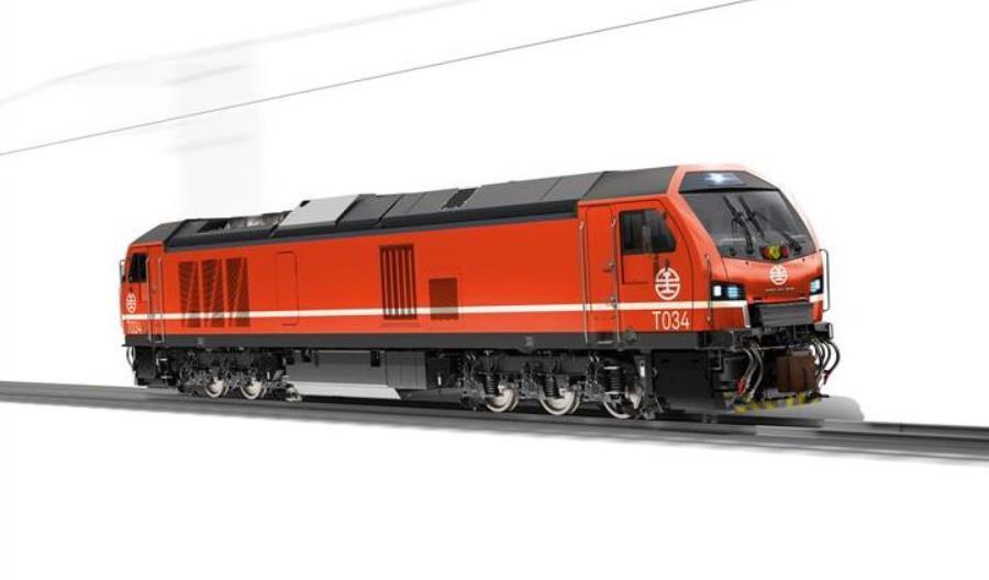 Stadler z kontraktem na lokomotywy dla Tajwanu