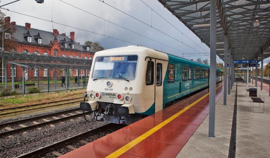 Koleje Wielkopolskie wynajmą cztery spalinowe zespoły trakcyjne