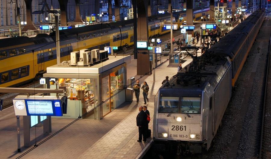 Holandia niemal całkowicie wyciszy swoją kolej do 2025 roku