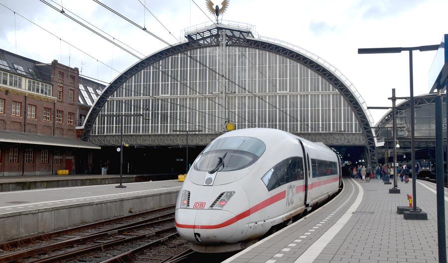 Niemieccy maszyniści chcą zablokować podwyżkę płac zarządu Deutsche Bahn