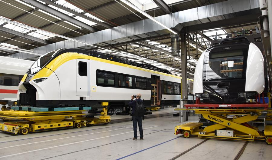 Siemens Mobility dostarczy nowe pociągi Mireo dla DB Regio