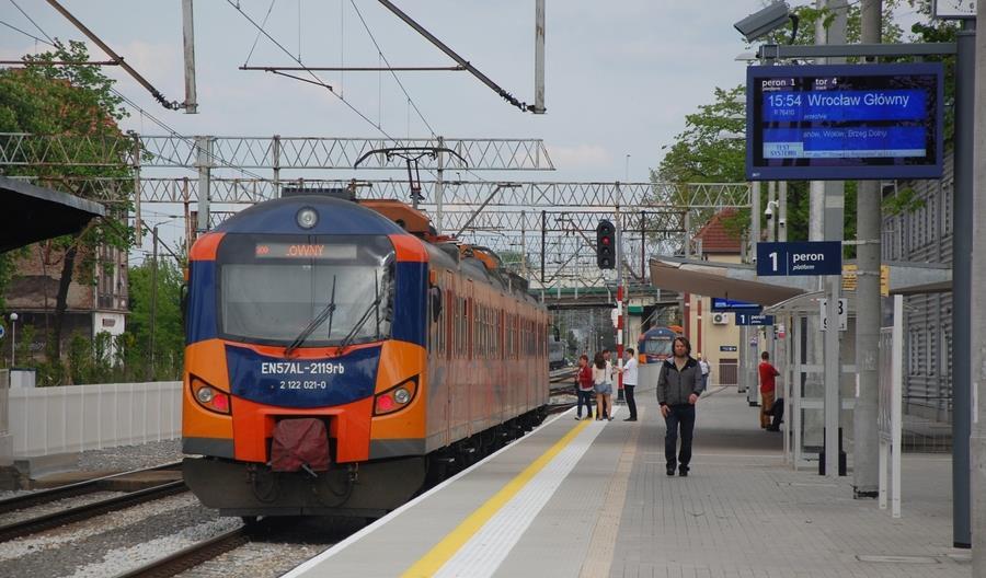 Lubuskie uruchomi więcej pociągów regionalnych