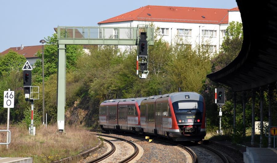 Pozytywne zmiany w komunikacji kolejowej między Polską a Niemcami
