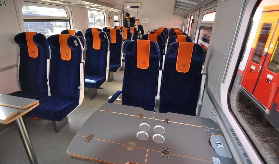 PKP Intercity chce zmodernizować 125 wagonów. Będą bezprzedziałowe [aktualizacja]