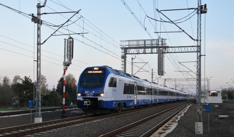 Pozytywna decyzja Komisji Europejskiej o dofinansowaniu przebudowy linii radomskiej