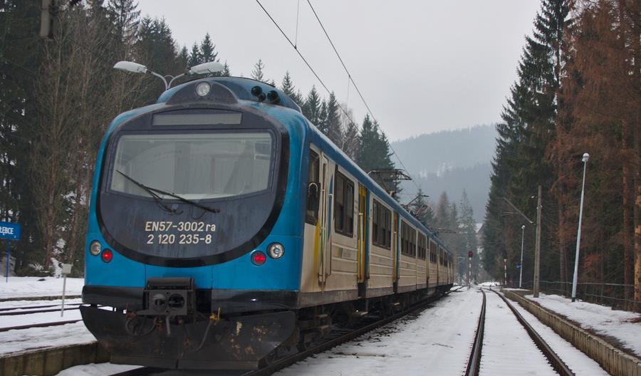 EN57KM Kolei Śląskich nadal będą woziły pasażerów