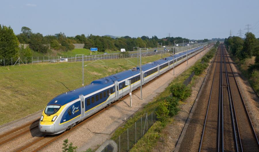 Pociągiem z Amsterdamu do Londynu przez Kanał La Manche łatwiej po 30 kwietnia