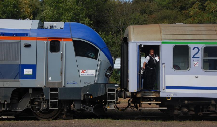 Część pociągów z Lublina do Warszawy pozostanie na trasie przez Lubartów i Łuków
