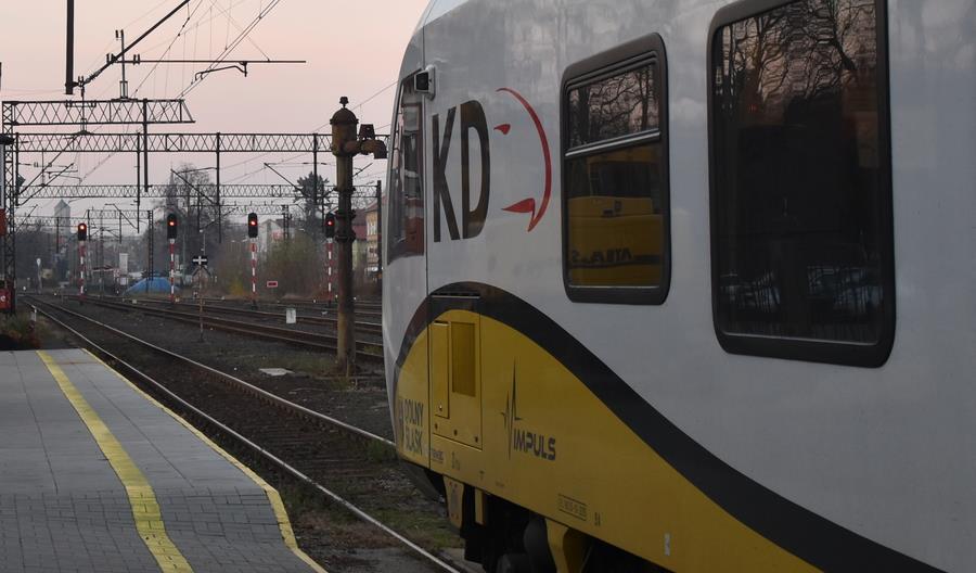 Kolej pasażerska do Polkowic? Samorządy zapłacą za studium wykonalności linii