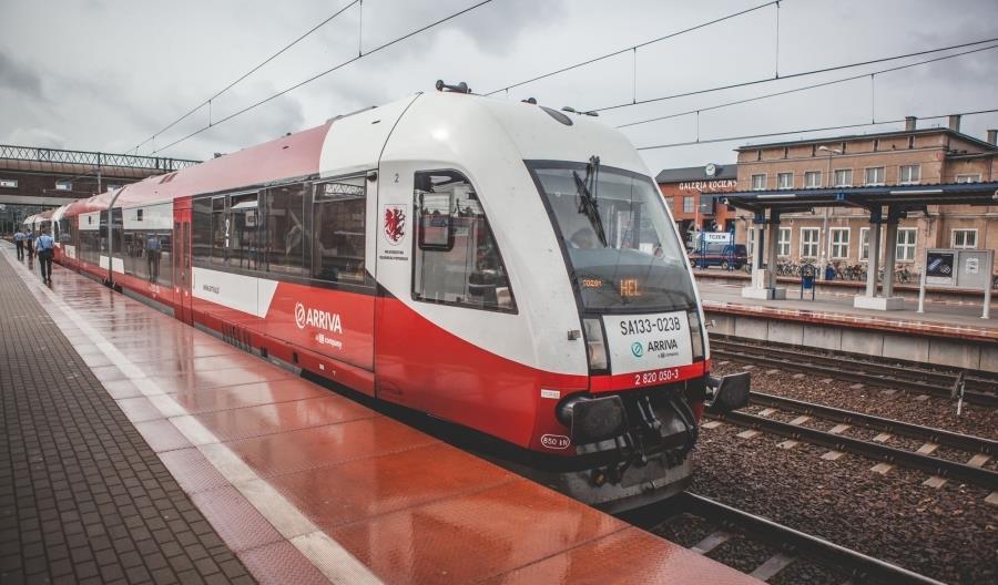 Warszawa: Arriva czwartym przewoźnikiem na stacji Lotnisko Chopina?