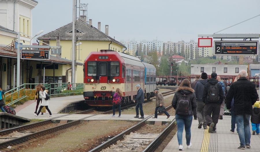 """""""Największą bolączką pasażerów kolei w Unii Europejskiej jest system biletowy"""""""