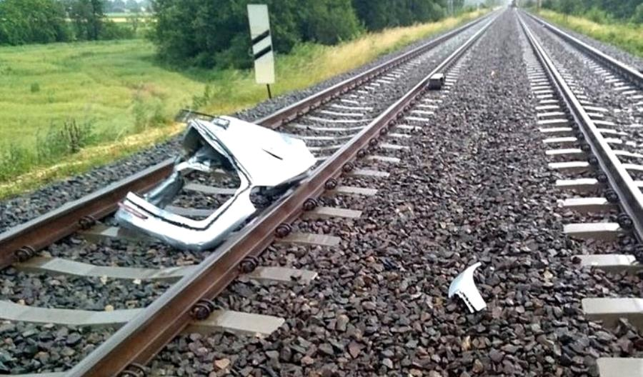 Trzy poważne wypadki na polskiej sieci kolejowej w 2019 roku