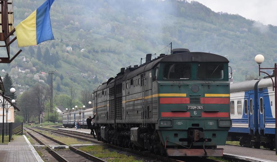 Koronawirus w Europie. Ukraina zawiesza wszystkie pasażerskie połączenia kolejowe