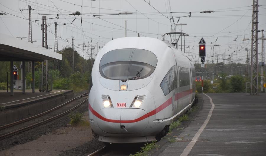 Dobry rok 2019 dla Deutsche Bahn. Koronawirus zatrzymał pozytywny trend