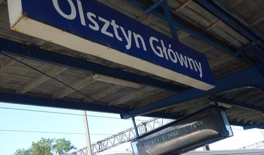 Tory pod obwodnicą Olsztyna naprawione. Pociągi jeżdżą normalnie