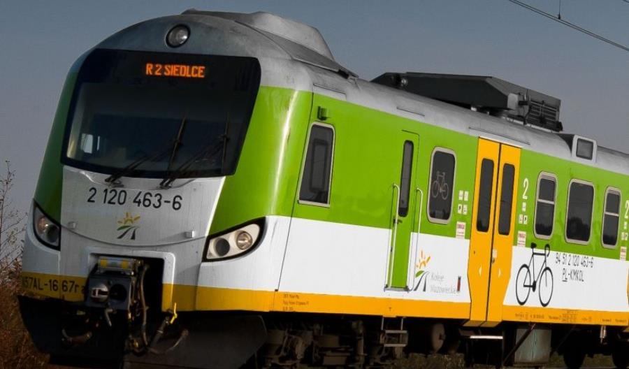 Koleje Mazowieckie i Polregio przywracają część połączeń