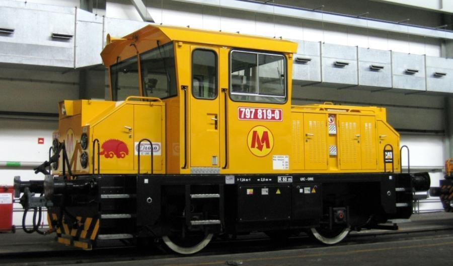 CZ Loko bliski dostaw lokomotyw manewrowych dla PKP Intercity