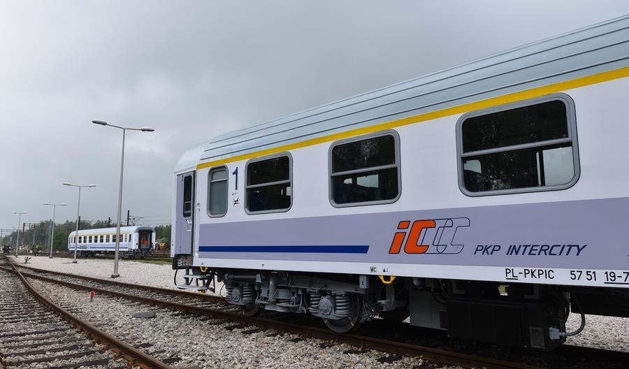 Setki wagonów PKP Intercity do remontu w Opolu