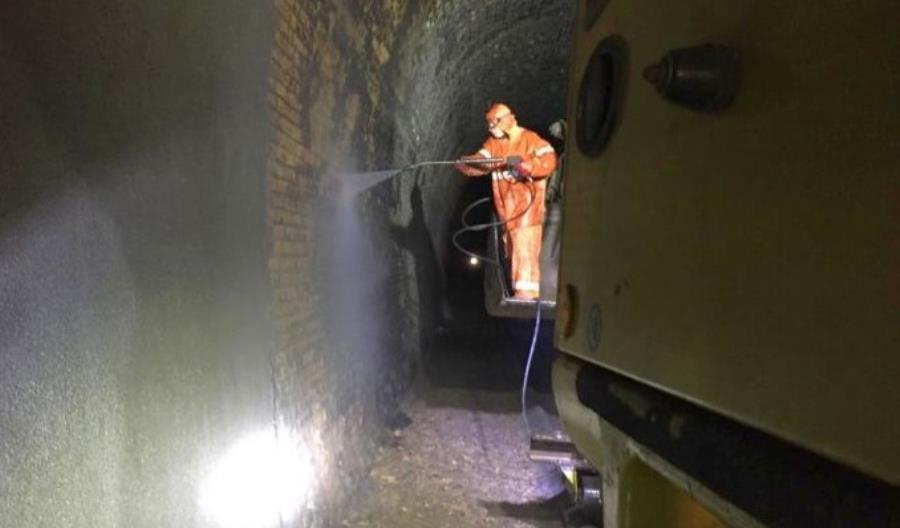 Kolejny remont najdłuższego tunelu w Polsce potrwa do końca wakacji