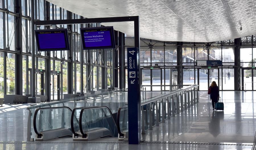 Szefowie kolei apelują do Komisji Europejskiej o pomoc