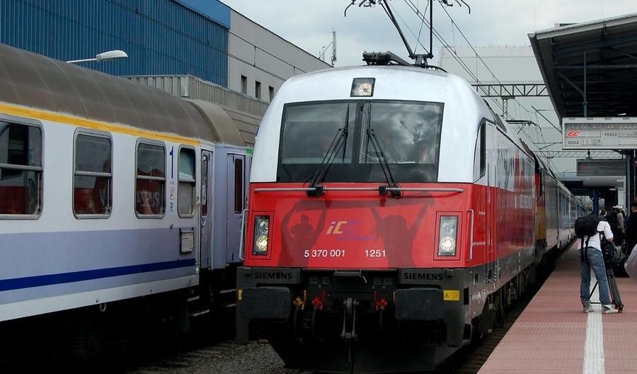 DB chce uruchomić pociągi do Polski 15 czerwca