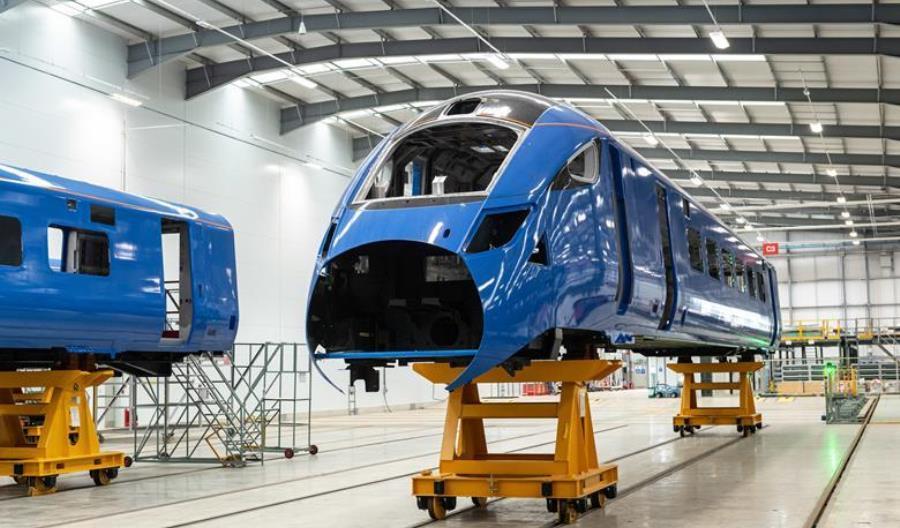 Pudła szybkich pociągów dla trasy Londyn – Edynburg niemal gotowe