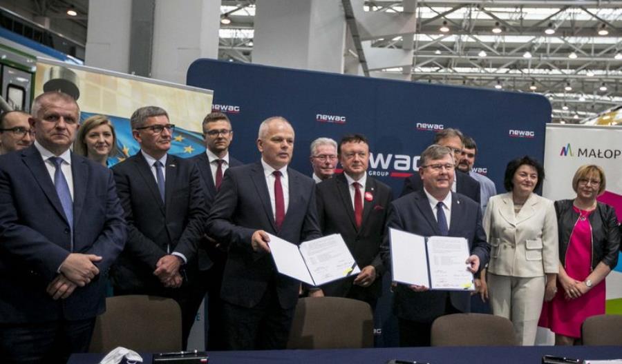 Małopolska kupuje siedem Impulsów 2. Pojadą także z Krakowa do Katowic