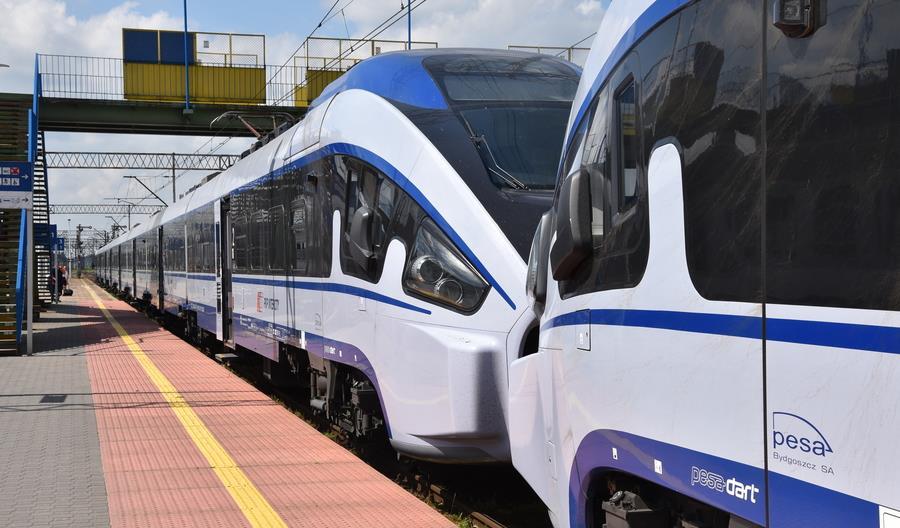 Prawie 2,2 miliona pasażerów w pociągach PKP IC w ciągu niecałego miesiąca wakacji