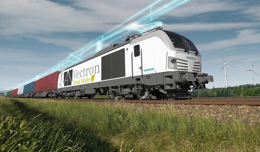 Koleje Czeskie chciałyby kupić lokomotywy dwutrakcyjne. Z możliwością wjazdu do Polski