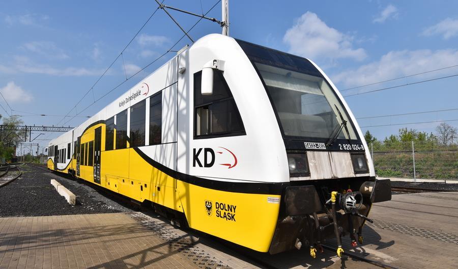 32 pociągi z Kątów Wrocławskich do Wrocławia od 1 września