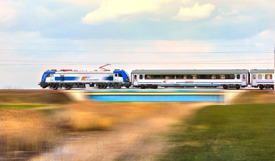 Korekta rozkładu jazdy PKP Intercity