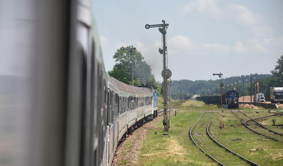 W pociągach PKP Intercity w wakacje sporo mniej pasażerów niż rok temu