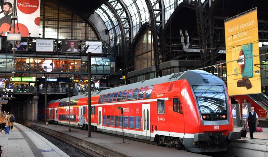 W grudniu delikatnie zdrożeją w Niemczech bilety kolejowe